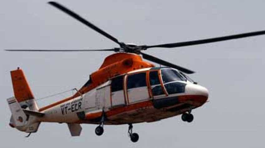 HP may engage pvt operator to resume Chandigarh-Shimla heli-taxi service