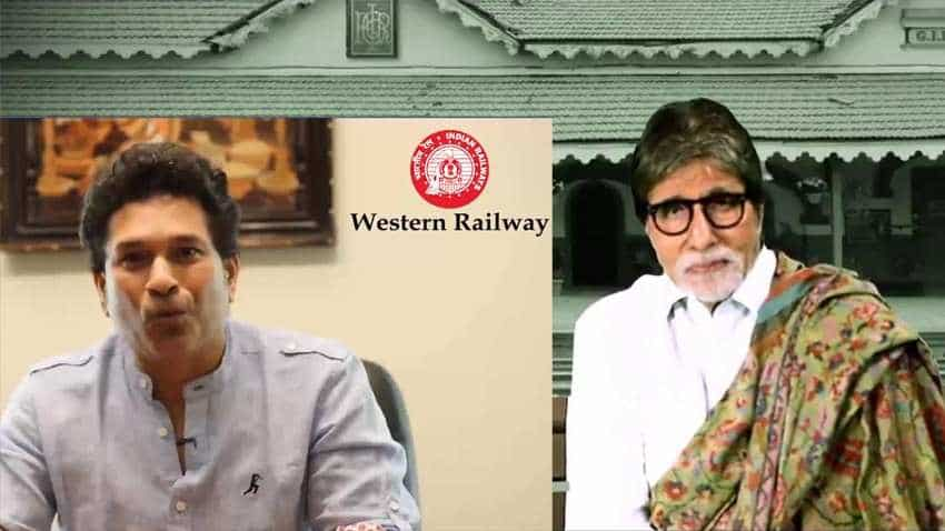 Big triumph for Indian Railways, fields Amitabh Bachchan in team after Sachin Tendulkar