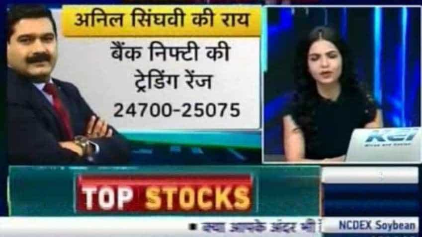 Anil Singhvi's Market Strategy October 26: Yes Bank is Stock of the day; Tyre & NBFC are Negative