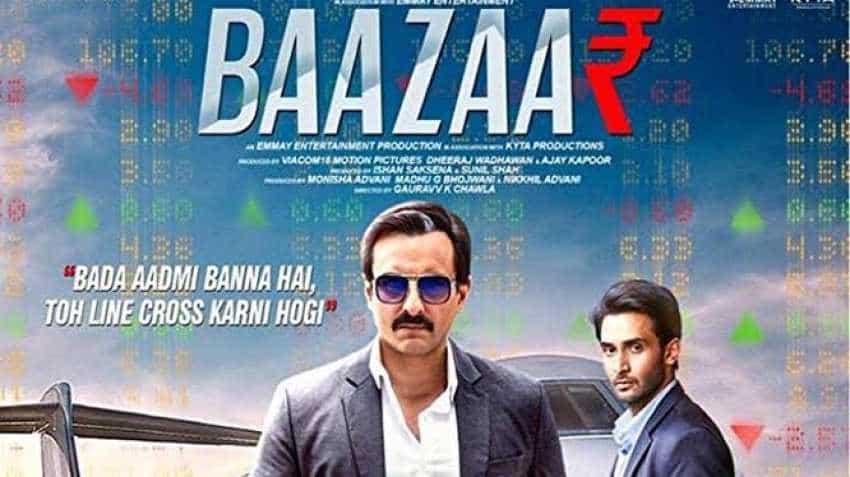 Baazaar Box Office Collection: Saif Ali Khan's movie earns above expectations, bags Rs 3.07 cr
