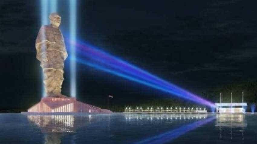 Amazing! Sardar Patel's 'Statue of Unity' creates another record, beats China