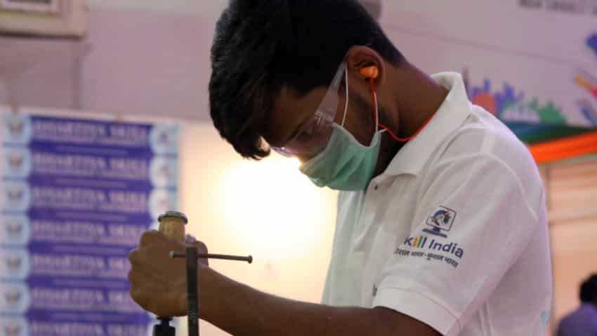Jobs 2018: 3,000 UP youths get job offers at Skill India's 'Rozgar Mela'