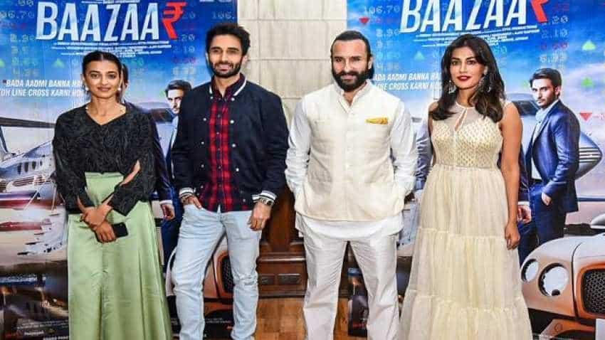 Baazaar box office collection: Film earns Rs 7.17 cr, despite Badhaai Ho dominance