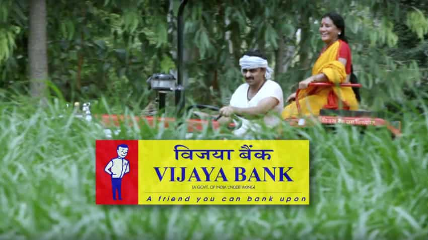 Vijaya Bank share price rises over 9% despite 25% decline in Q2FY19; Guess what! Mega merger looks really promising