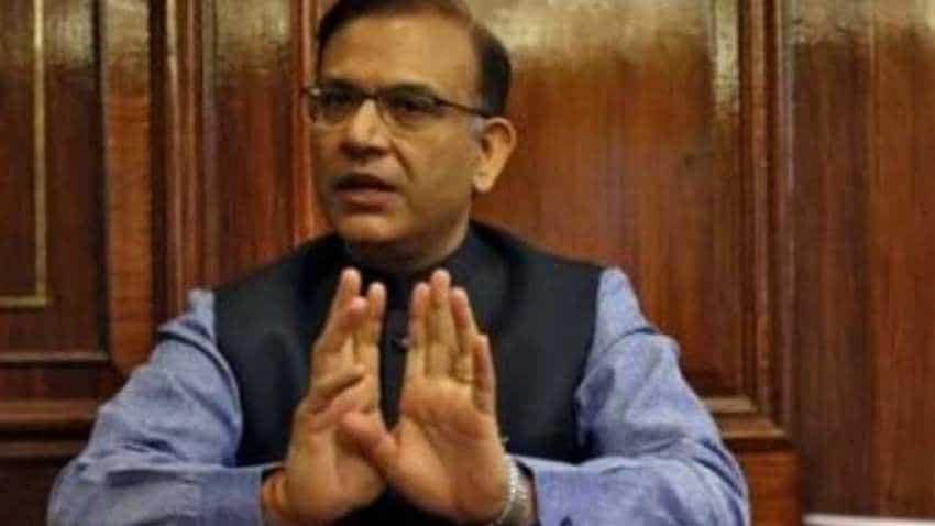 Aviation: Jayant Sinha urges FiMin to bring ATF under GST