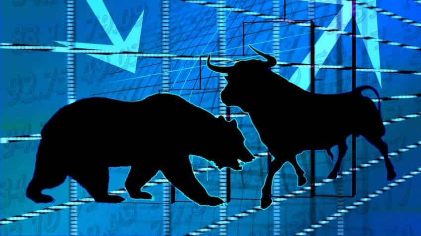 Live Market ended in red; BSE Sensex sheds by 176.27 pts, Nifty down by 52 points