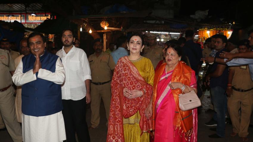 When Mukesh Ambani was all praise for Narayana Murthy's son Rohan - And why