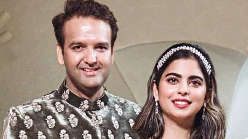 Revealed! Mukesh Ambani daughter Isha to marry Anand Piramal on this date