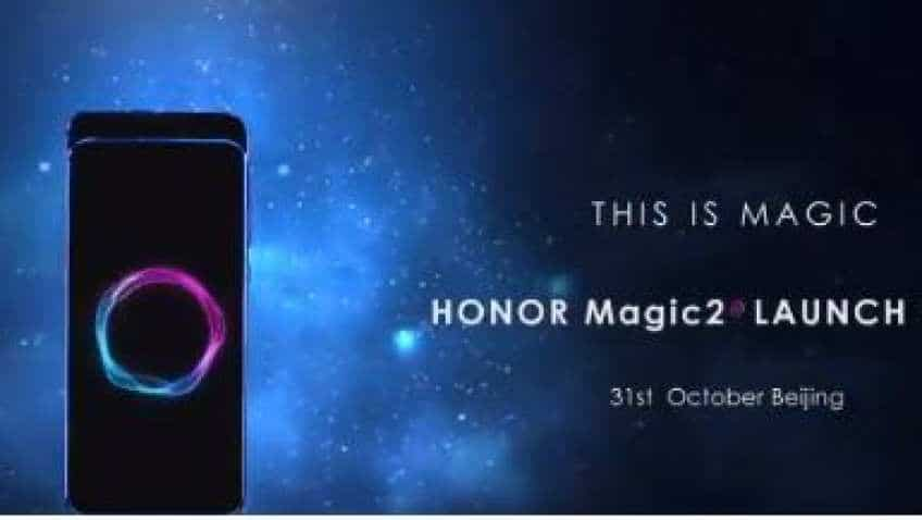 Honor Magic 2 with slider mechanism, 6 cameras launched; Check price, other features