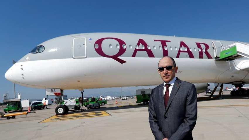 Water tanker hits Qatar Airways aircraft at Kolkata airport, none hurt