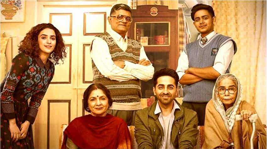 Badhaai Ho Box Office collection: Ayushmann Khurrana film brooks no stopping, boosts numbers further, eyes three figure mark
