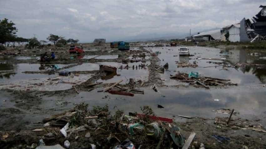 Tsunamis account for $280 bn in economic losses over 20 years