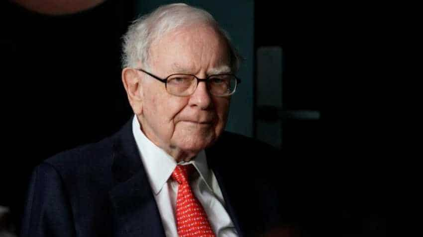 Warren Buffett' led Berkshire doubles profit, repurchases $900 mn stock in third quarter