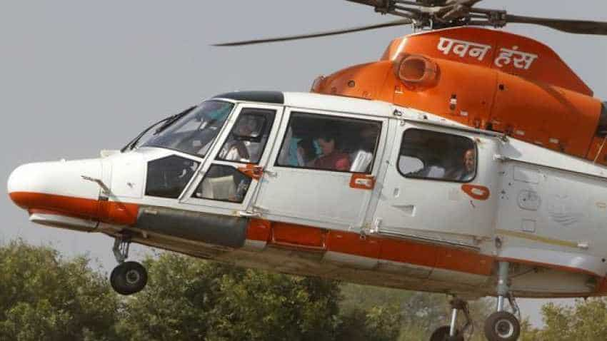 Pawan Hans staffers forum alleges irregularities in disinvestment process