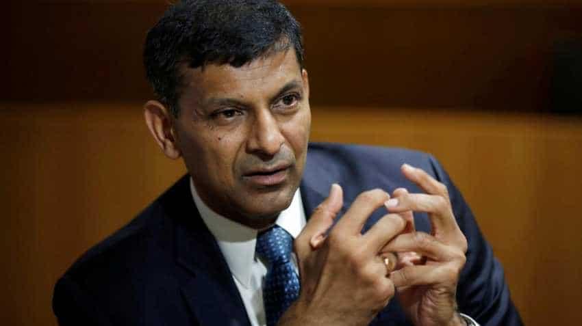Raghuram Rajan bats for Urjit Patel over RBI-Centre rift on autonomy