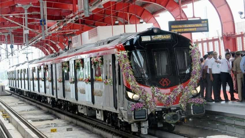 Lucknow metro service on Diwali to be available from 6 am to 7 pm: Officials