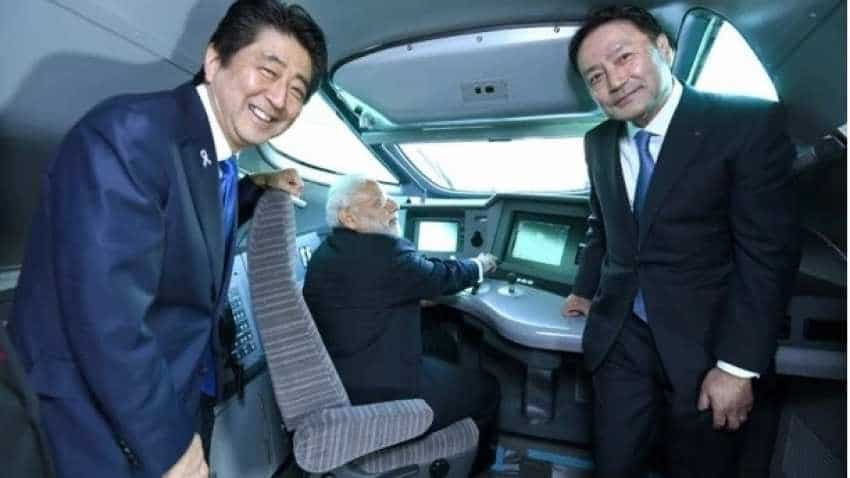 Modi's ambitious bullet train to have European Rail Traffic Management signaling system