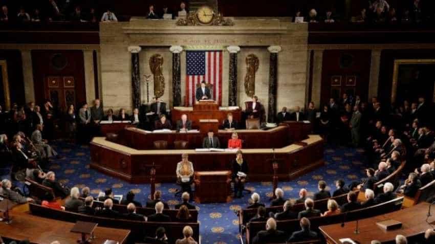 Democrats take control of House, GOP retains Senate