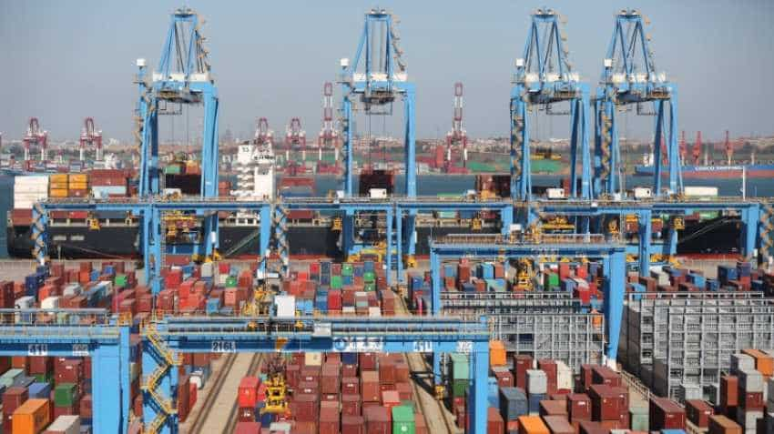 China October export growth surprisingly strong in race to beat higher U.S. tariffs