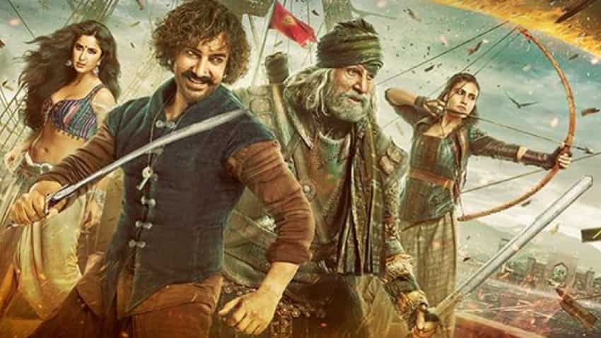 Thugs of Hinduston releases today; This much Aamir Khan, Amitabh Bachchan starrer movie may bag on opening Day