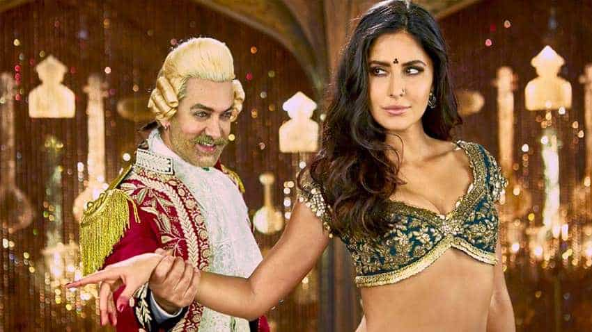 Thugs Of Hindostan box office collection day 1: Aamir Khan, Katrina Kaif movie occupancy rate rockets to 70 pct