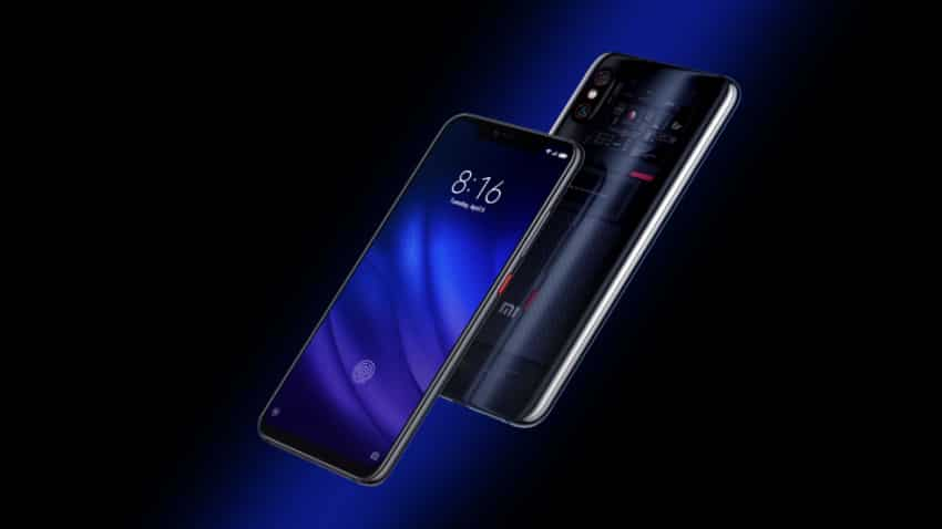 Xiaomi Mi 8 Pro flagship device launched; check price, specs and features