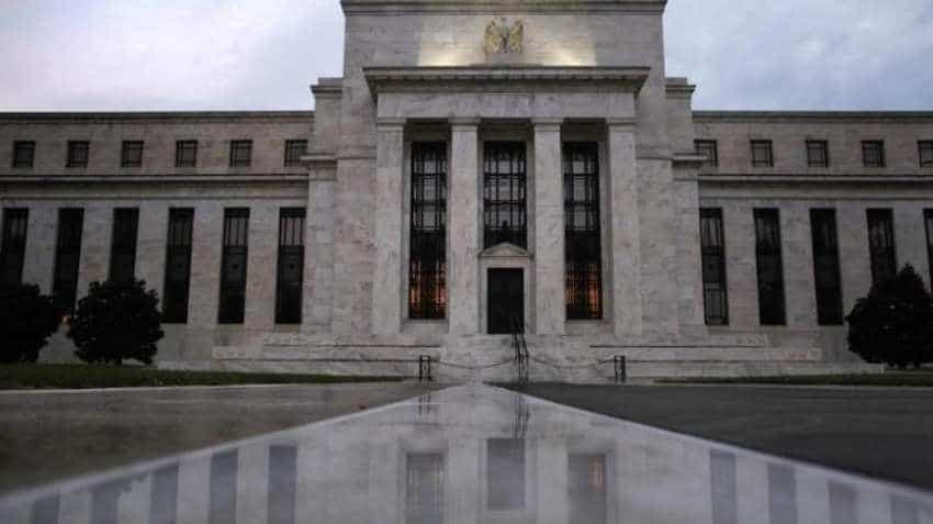US Fed leaves rates unchanged, stays on course for December hike