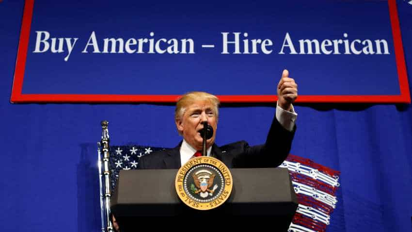 US H-1B visa: Bad news for Indian techies, Donald Trump wants to dump 'outsourcing'