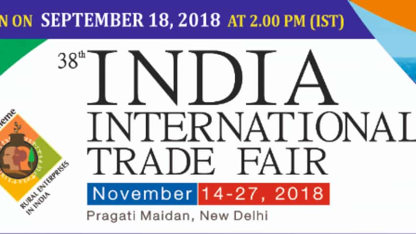 Pragati Maidan IITF to begin from November 14; lesser availability of space this year