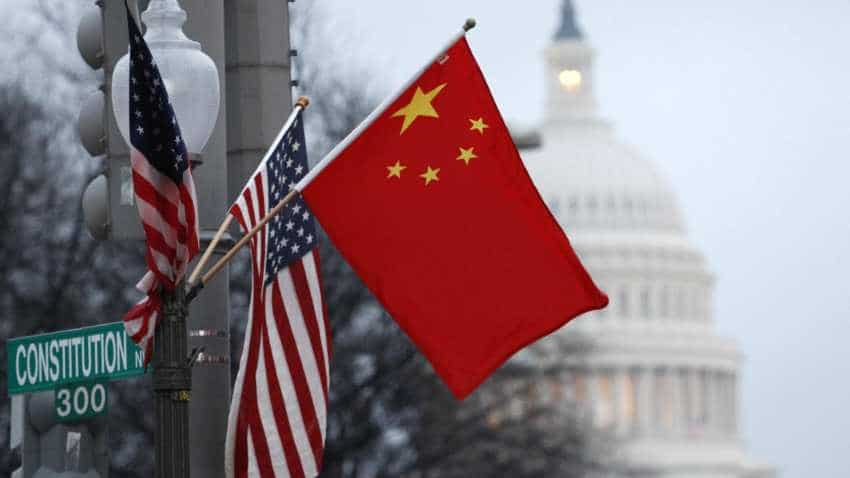 US denies pursuing containment policy with China
