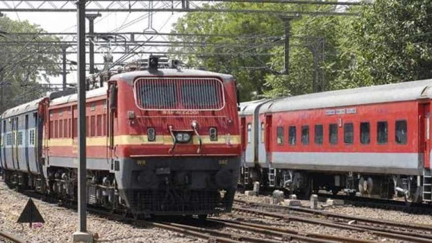 Indian Railways: Train starts moving with guard mending glitch, escapes unhurt