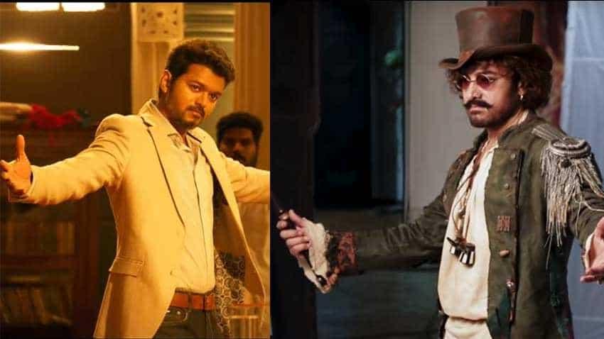 Thugs of Hindostan vs Sarkar box office collection day 2: Aamir Khan fails to beat Thalapathy Vijay Rs 110 cr record?