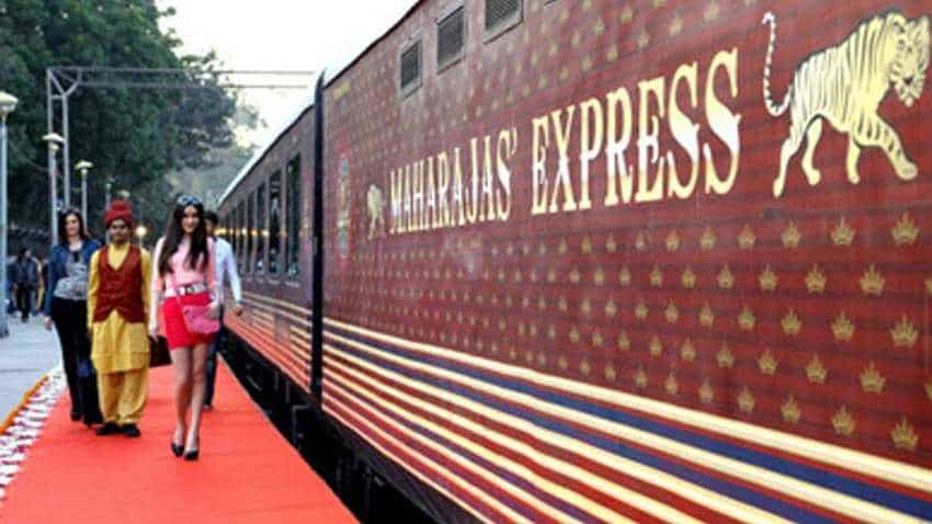 Indian Railways ticket booking: Get 50% discount on Maharaja Express at irctc.co.in
