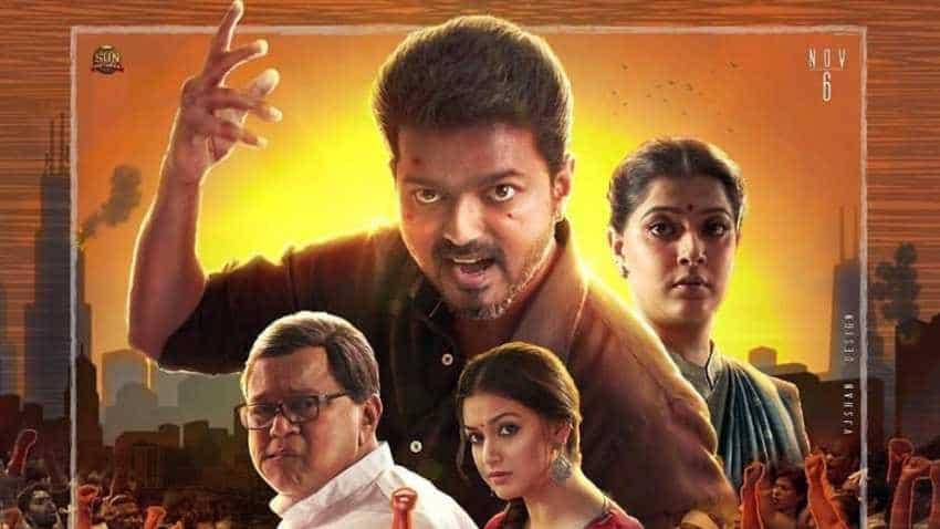 Sarkar box office collection: Vijay powers AR Murugadoss movie to massive Rs 145 crore