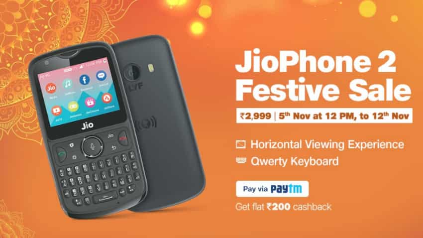 Got Jio Phone 2? Festive sale ends tomorrow, get it now