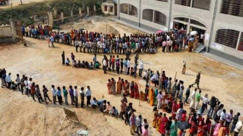 Chhattisgarh elections 2018 first phase: Voting underway in  Antagarh, Bhanupratappur, Kanker, Kondagaon, Narayanpur, Dantewada, Bijapur and Konta