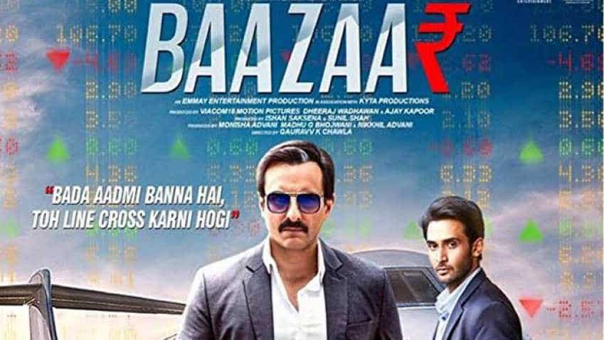 Baazaar box office collection: Rs 21.65 cr for this Saif Ali Khan starrer