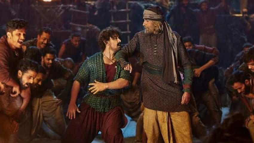 Thugs of Hindostan box office collection: Aamir Khan inks another big record! Unbelievably, it happened on day 3