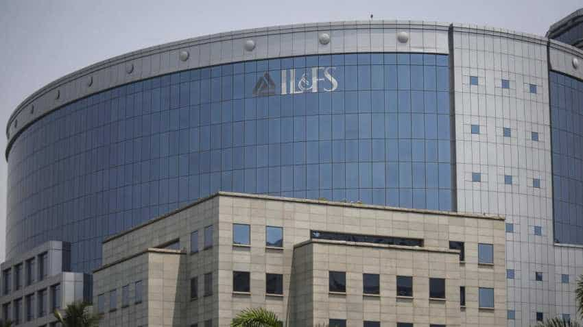 Lenders oppose moratorium against IL&FS at NCLAT