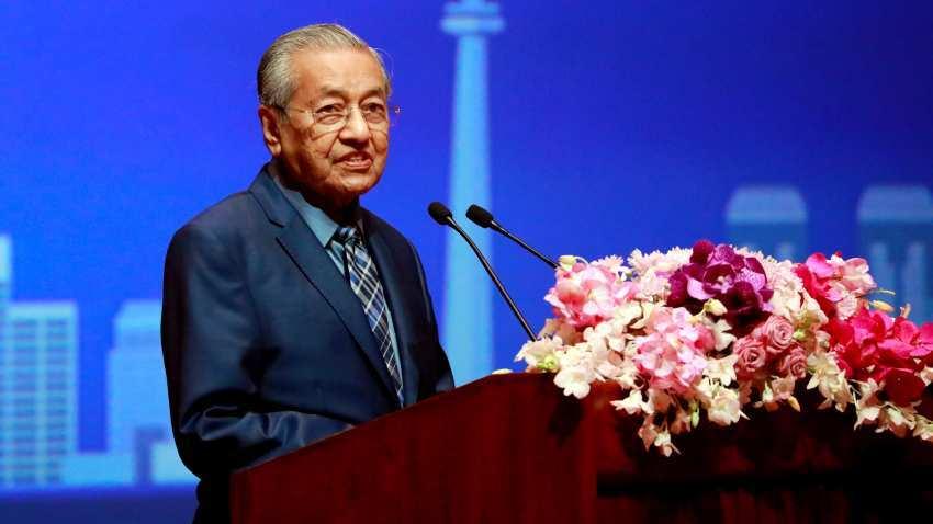 Goldman Sachs bankers 'cheated' Malaysia over 1MDB, says Malaysian PM Mahathir Mohamad