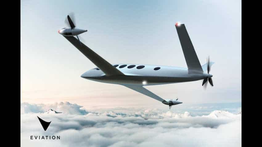 This electric plane requires $200m for final push