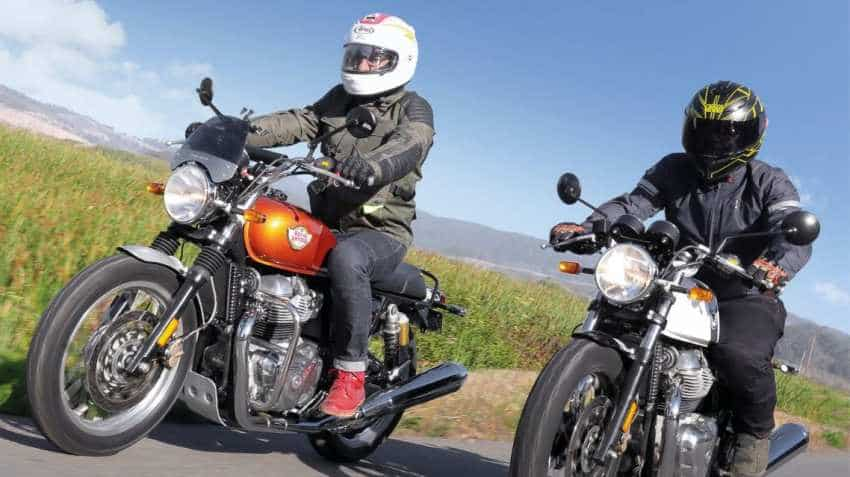 Royal Enfield Interceptor 650, Continental GT 650 set to launch