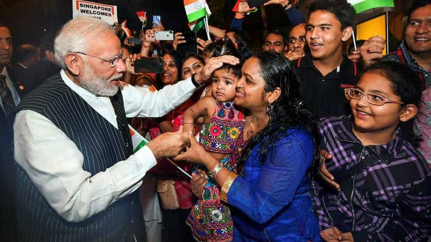 PM Modi's 'Three Billions' that gave India, the world's biggest public infrastructure!