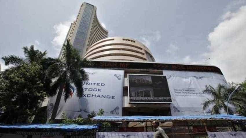 Sensex ends 119 pts higher, Nifty breaches 10,600 mark