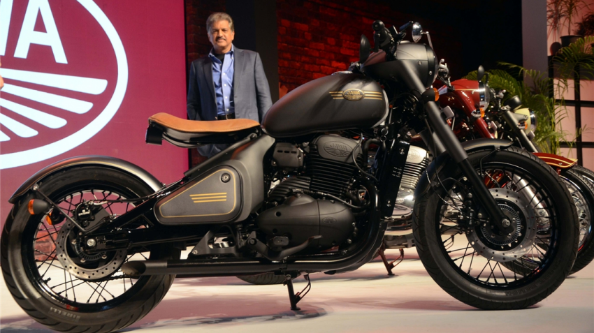 Video: Jawa alive again! Jawa, Forty Two, Perak launched; price, booking amount, delivery, specs to features, all details here