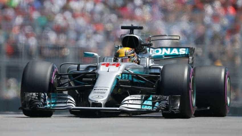 On India, you won't believe what Formula 1 ace Lewis Hamilton said today