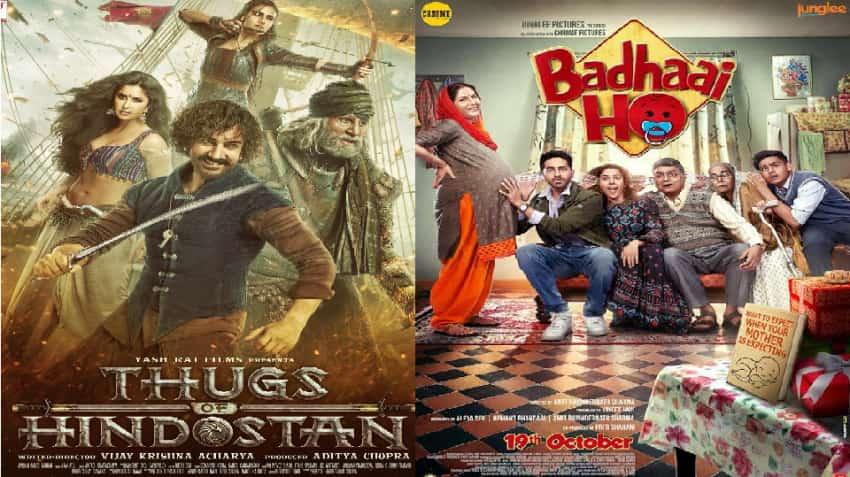 Thugs of Hindostan box office collection vs Badhaai Ho: Big BO revelation! Aamir Khan wilts as Ayushmann Khurrana rises