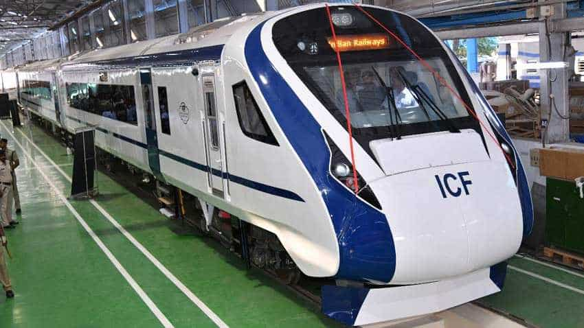 Indian Railways Train 18 to be fastest train in India; set to hit hair-raising 180 kmph speed
