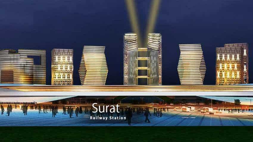 Indian Railways makes changes in Surat Railways Station Master Plan; set to make it more developer-friendly
