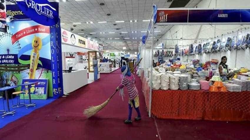 IITF 2018: Exhibitors rue lack of space, facilities